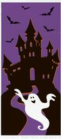 Haunted House Cellophane Gift Bags (20)